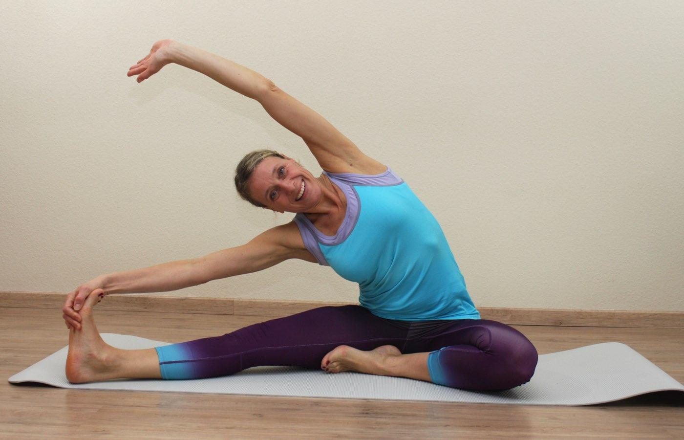 Detox Yoga Übung